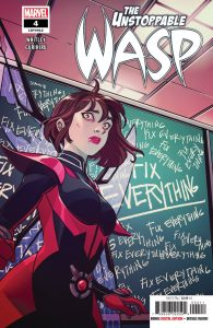 The Unstoppable Wasp #4 (2019)