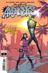 West Coast Avengers #7 (2019)