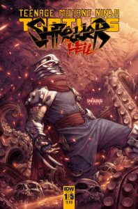Teenage Mutant Ninja Turtles: Shredder In Hell #1 (2019)