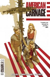 American Carnage #3 (2019)