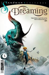 The Dreaming #5 (2019)