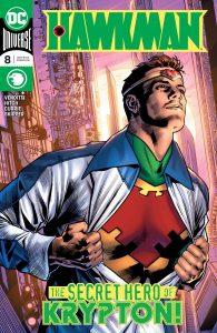 Hawkman #8 (2019)