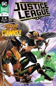 Justice League #15 (2019)