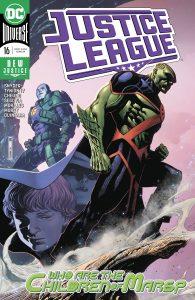 Justice League #16 (2019)