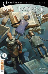 Books Of Magic #4 (2019)