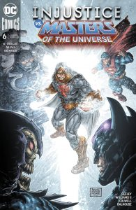 Injustice vs Masters of the Universe #6 (2019)