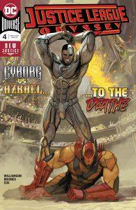 Justice League Odyssey #4 (2019)