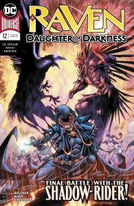 Raven: Daughter Of Darkness #12 (2019)