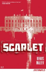Scarlet #5 (2019)