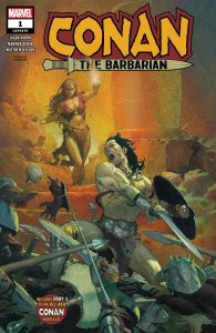 Conan The Barbarian #1 (2019)