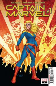 Captain Marvel #1 (2019)