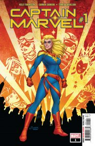 Captain Marvel #1 (2019)