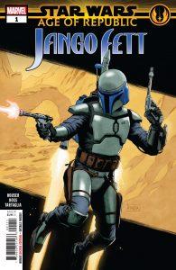 Star Wars: Age of Republic - Jango Fett #1 (2019)