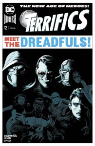 The Terrifics #12 (2019)