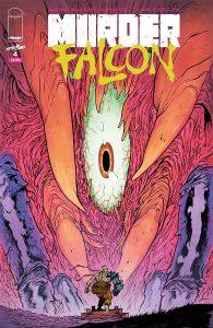 Murder Falcon #4 (2019)