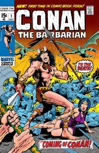 True Believers Conan The Barbarian #1 (2019)