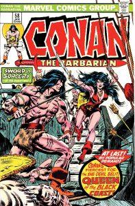 True Believers: Conan - Queen of the Black Coast #1