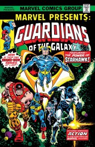 Marvel Presents #3: Guardians of the Galaxy #3 (2019)