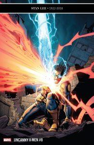 Uncanny X-men #8 (2019)