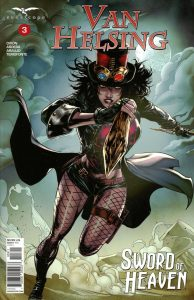 Van Helsing: Sword Of Heaven #3 (2019)