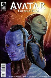 Avatar: Tsu'tey's Path #2 (2019)