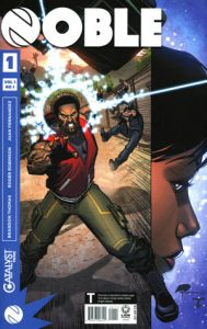 Catalyst Prime: Noble #1 (2017)