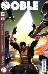Catalyst Prime: Noble #13 (2018)