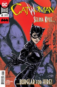 Catwoman #8 (2019)