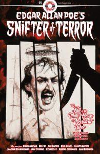 Edgar Allan Poe`s Snifter Of Terror #5 (2019)