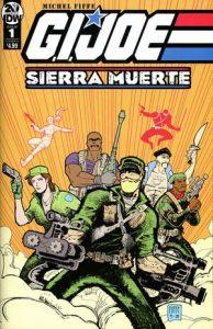 G.I. Joe: Sierra Muerte #1 (2019)
