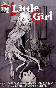 Little Girl #4 (2019)