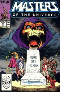 Masters of the Universe #12 (1988)