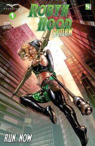 Robyn Hood: Outlaw #1 (2019)