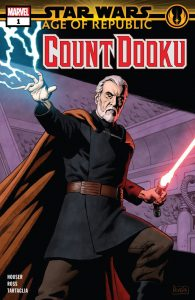 Star Wars: Age of the Republic - Count Dooku #1 (2019)