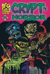 Crypt Of Horror #38 (2019)