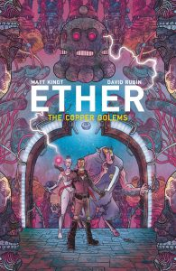 Ether: Death of the Last Golden Blaze #2 (2019)