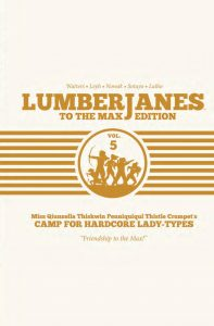 Lumberjanes to the Max Edition #5 (2019)
