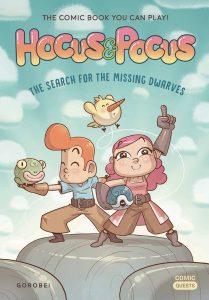 Hocus & Pocus #3 (2019)
