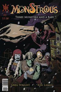 Monstrous #3 (2019)