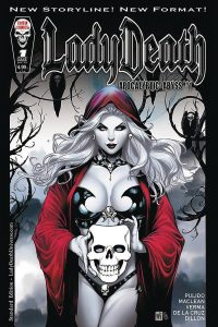 Lady Death: Apocalyptic Abyss #1 (2019)