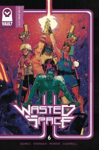 Wasted Space #6 (2019)