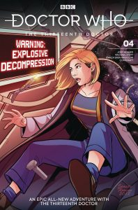Doctor Who: The Thirteenth Doctor #4 (2019)
