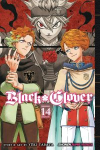 Black Clover #14 (2019)