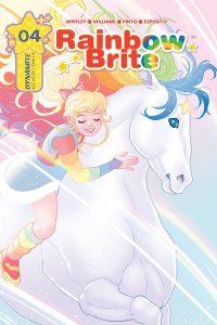 Rainbow Brite #4 (2019)
