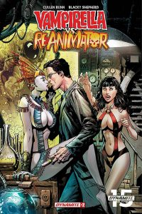 Vampirella vs Reanimator #2 (2019)