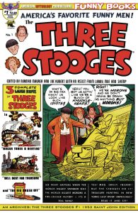 AM Archives Three Stooges #1 (2019)