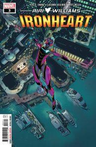 Ironheart #3 (2019)