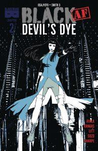Black AF Devil's Dye #2 (2019)