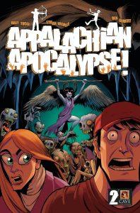 Appalachian Apocalypse #2 (2019)