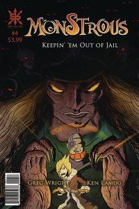 Monstrous #4 (2019)